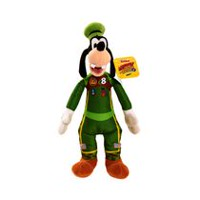 Mickey's Roadster Racers Bean Plush - Goofy