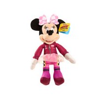 Mickey's Roadster Racers Bean Plush - Minnie Mouse