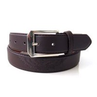 Nicci Men's Eagle Embossed Belt 42