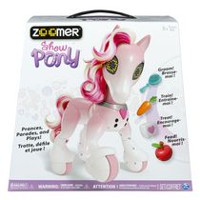 Zoomer - Show Pony with Lights, Sounds and Interactive Movement