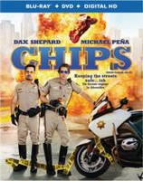CHIPS (Blu-ray + DVD + Digital HD) (Bilingual)