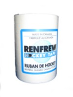 Renfrew White Hockey Tape - Pack of 4