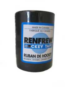 Renfrew Black Hockey Tape - Pack of 4