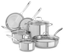 KitchenAid® 10-Piece Cookware Set