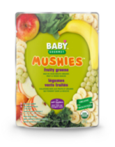 Mushies - Fruity Greens Organic