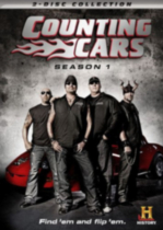 Counting Cars - Season 1 DVD