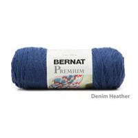 Bernat Premium Yarn Denim Heather