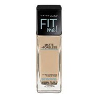 Maybelline® New York  Fit Me® Matte + Poreless Foundation Ivory