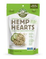 Manitoba Harvest Hemp Hearts Raw Shelled Organic Hemp Seeds