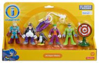 Ensemble Imaginext DC Super Friends de Fisher-Price™ – Héros Les Méchants