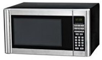 Hamilton Beach 1.1 cu.ft. Stainless Steel Microwave