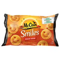 McCain® Smiles® Shaped Potatoes