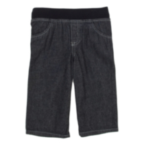 George Boy's Cotton Pull-Up Pants Black 6-12 months