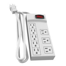 Stanley PowerMax Compact 8-Outlet Power Strip