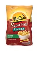 McCain® SuperQuick® 5 Minutes Shoestring Fries