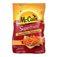McCain® Superfries® Sweet Potato Plank Cut Fries