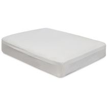 DreamSerene Smooth Sleep 210 Mattress Protector Twin