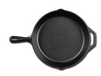 Lodge® Cast Iron Skillet, 10.25""