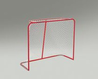 Black Ice 54-inch Hockey Goal