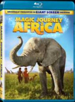 Film Magic Journey to Africa (Blu-ray) (Anglais)