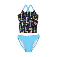 George Girls' 2-Piece Tankini Swimsuit L