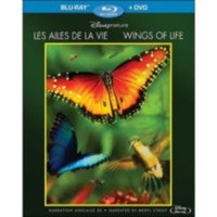 DisneyNature: Wings Of Life (Blu-ray + DVD) (Bilingual)