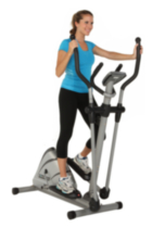 Exerpeutic 325XL High Capacity Magnetic Elliptical with Pulse