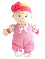 Kids Preferred Rosebaby Baby Dolls Pink