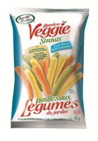 Sensible Portions Zesty Ranch Garden Veggie Straws
