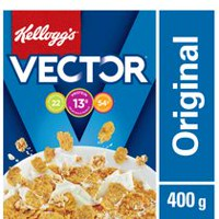 Kellogg's Vector Meal Replacement, 400g, Cereal