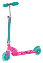 Rugged Racers Two Wheel Kids Scooter with Unicorn Design