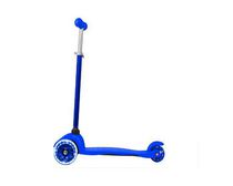 Rugged Racers Mini 3-Wheel Kids Scooter in Blue