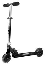 Rugged Racers Two Wheel Kids Scooter in Black