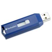 Verbatim 4GB USB Flash Drive - Blue