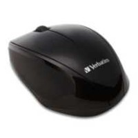 Verbatim Wireless LED Mouse Black