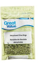 Great Value Dehydrated Chive Rings