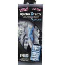 Spider Tech Universal X Spider pre-cut kinesiology tape - 6pcs