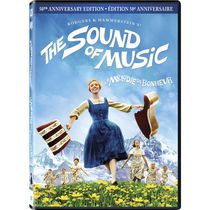 The Sound Of Music (50th Anniversary Edition) (Bilingual)