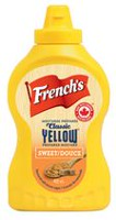French's Classic Yellow Prepared Sweet Mustard with Brown Sugar