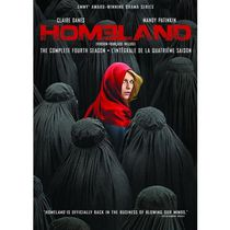 Homeland: The Complete Fourth Season (Bilingual)