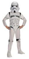 Rubie's Star Wars Stormtrooper Child Costume Medium