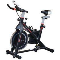 Soozier Adjustable Upright Exercise Bike