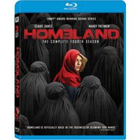 Homeland: The Complete Fourth Season (Blu-ray)