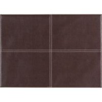 hometrends Faux Leather Placemat