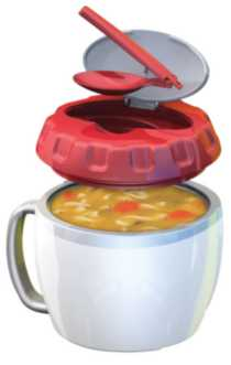 STAY FIT Soup/Meal Container