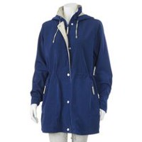 George Women's Hooded Jacket Blue M