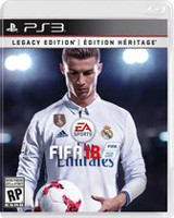 Fifa 18 Legacy (PS3)