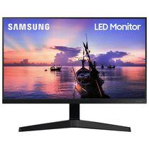 """Samsung 27"""" FHD 75Hz 5ms GTG IPS LED FreeSync Gaming Monitor, 1920 x 1080, Dark Blue Grey, LF27T350FHNXZA"""