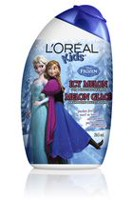 L'Oreal Disney Frozen Kids Icy Melon 2 in 1 Smoothie Shampoo
