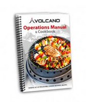 Volcano Stove Tech Manual and Cookbook